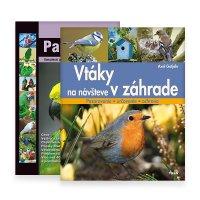 Knihy o vtákoch a hydine