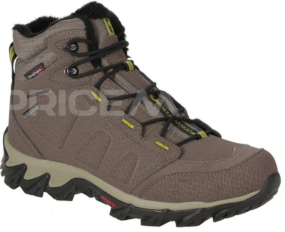 be47c8c6dbb Pánska turistická obuv Salomon od 82