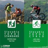 Garmin Slovakia TOPO 3