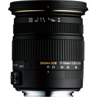 Sigma 17-50mm f/2.8 EX DC HSM Canon