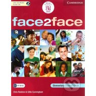 Face2Face - Elementary - Student's Book with CD-ROM / Audio CD