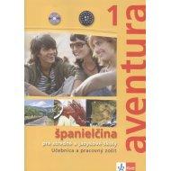 Aventura 1 pre stredné a jazykové školy