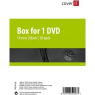 Cover It Box na 1 DVD 14mm 10ks