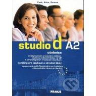 Studio d A2 - Nemčina pre jazykové a stredné školy