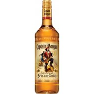 Captain Morgan Spiced Gold 0.7l