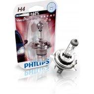 Philips H4 VisionPlus P43t 60/55W 1ks