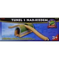 Maxim Tunel s nadjazdom