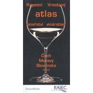 Vreckový atlas vinárstiev/Kapesní atlas vinařství