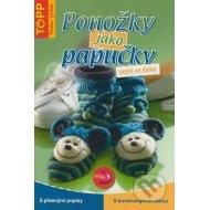 Ponožky jako papučky nejen na doma