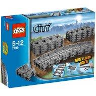 Lego City - Ohybné koľajnice 7499