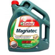 Castrol Magnatec 5W-40 5L