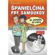 Španielčina pre samoukov + MP3 Audio CD