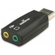 Manhattan USB 2.0 3D Sound adapter