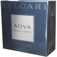 Bvlgari AQVA Pour Homme Toniq 100 ml