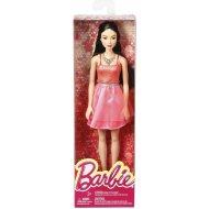 Mattel Barbie v trblietavých šatách s doplnkami
