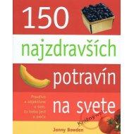 150 najzdravších potravín na svete