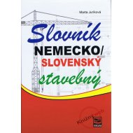 Slovník nemecko / slovenský stavebný
