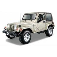 Bburago Gold - Jeep Wrangler Sahara 1:18