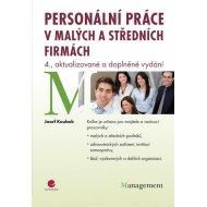 Personální práce v malých a středních firmách