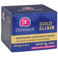 Dermacol Gold Elixir Rejuvenating Caviar Night Cream 50ml
