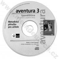 Aventura 3 Metodická příručka (CD)