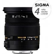 Sigma 17-50mm f/2.8 EX DC HSM Nikon