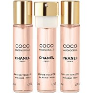 Chanel Coco Mademoiselle 3x20ml