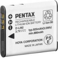 Pentax D-LI92