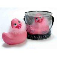 Big Teaze Toys I Rub My Duckie Paris Pink