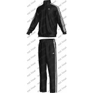 Adidas Essentials 3 Stripes Track Suit Woven