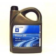 GM Genuine Motor Oil 10W-40 5L