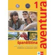 Aventura 1 - Španělština pro střední a jazykové školy (Učebnice a pracovní sešit)