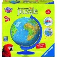 Ravensburger Mapa sveta Puzzleball 3D 180
