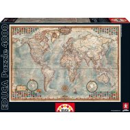 Educa Politická mapa sveta - 4000