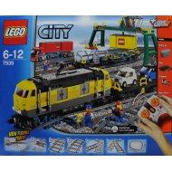 Lego City - Nákladný vlak 7939