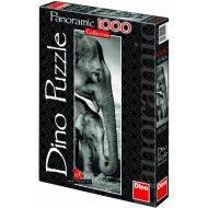 Dino Slony panoramatické - 1000
