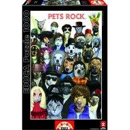 Educa Rockové hviezdy - 1000