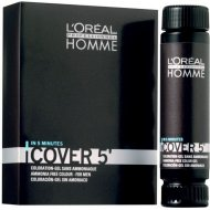 L´oreal Paris Homme Cover 5 Color Gel 3x50ml