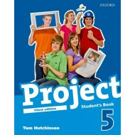 Project 5 - Student's Book