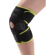 InSPORTline Magnetická bambusová bandáž na koleno