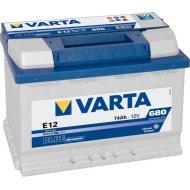 Varta Blue Dynamic 74Ah