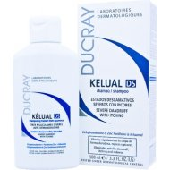 Ducray Kelual Shampoo Severe Dandruff With Itching 100 ml