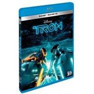 Tron: Dedičstvo 3D + 2D /2 Blu-ray/