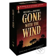 Odviate vetrom - zberateľská edícia /4 DVD/