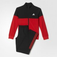 Adidas Youth Boys Tracksuit Tiberio Knit Open Hem