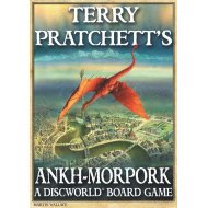 Treefrog Games Discworld - Ankh Morpork Collectors Edition