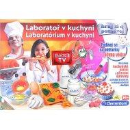 Albi Laboratórium v kuchyni