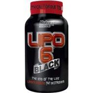 Nutrex Lipo 6 Black 120kps