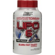 Nutrex Lipo 6X 120kps