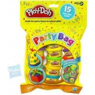 Hasbro Play Doh - Party taška s 15 tubami